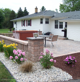 Landscapring Curb Appeal | Southeast Wisconsin | MJDs Property Solutions